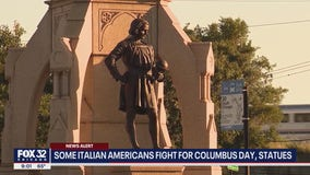 Chicago's Italian American community fights for Columbus Day, return of statues