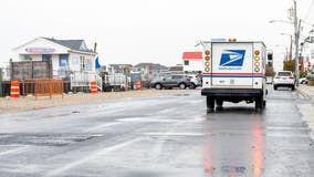 NJ postal worker accused of throwing away election ballots
