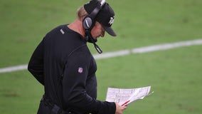 NFL fines Las Vegas Raiders another $50,000 for violating COVID protocols again