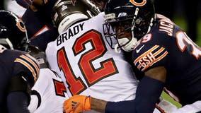 Foles beats Brady again as Bears squeeze by Bucs 20-19