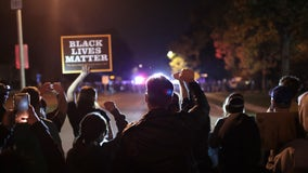 28 people arrested during third night of protests against police brutality in Wisconsin