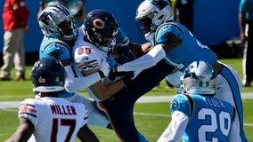 Chicago Bears beat Carolina Panthers 23-16