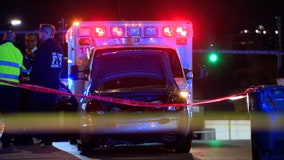 Carload of gunshot victims crashes into ambulance in Chicago; one dead, 3 wounded