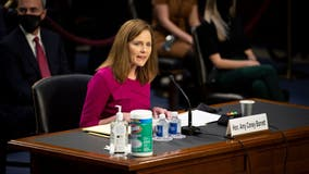 Supreme Court nominee Amy Coney Barrett vows to interpret laws 'as they are written'