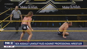 Professional wrestler files sexual assault lawsuit in Cook County against another professional wrestler