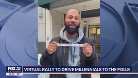 Lightfoot, Common speak at 'Black Women for Change' virtual rally