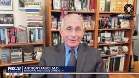 Dr. Fauci joined local group to discuss uptick in COVID-19 cases