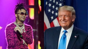 Lil Pump endorses Donald Trump for president, prompts record label to declare pro-Biden stance