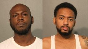 2 charged in Loop looting