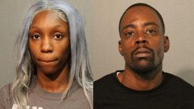 2 charged with burglary, looting downtown