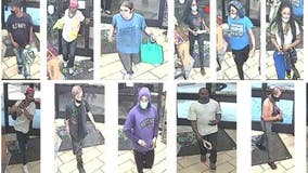 18 wanted for looting Loop business: police