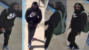 Police seek suspect for spitting on Blue Line passengers in Irving Park