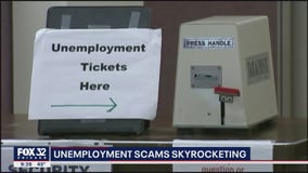Unemployment scams skyrocketing amid COVID-19 pandemic