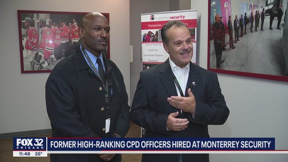 2 former leaders of CPD now working for Monterrey Security in Pilsen