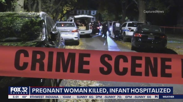 Person in custody in fatal shooting of pregnant woman whose baby died: police