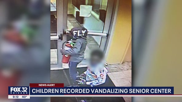 3 children accused of vandalizing senior living facility on Far South Side