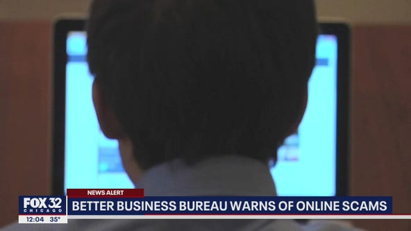 BBB warns shoppers of holiday scammers