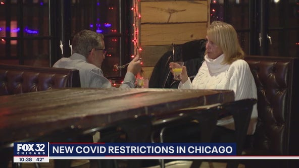 Curfew goes into effect in Chicago for non-essential businesses
