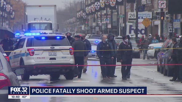 Man shot, killed by police in Little Village