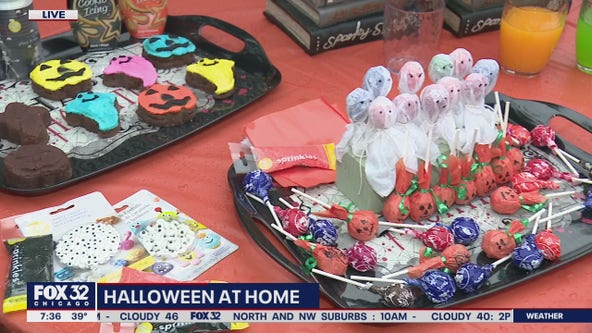Tips on celebrating Halloween amid a pandemic