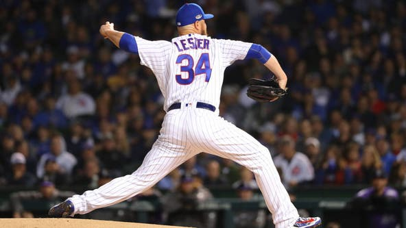Cubs decline mutual contract option for Jon Lester