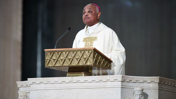 Pope names first U.S. African-American cardinal, Chicago-native Wilton Gregory