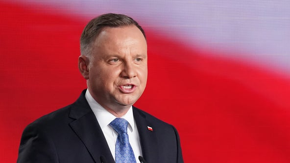 Polish president tests positive for coronavirus as cases surge in Poland