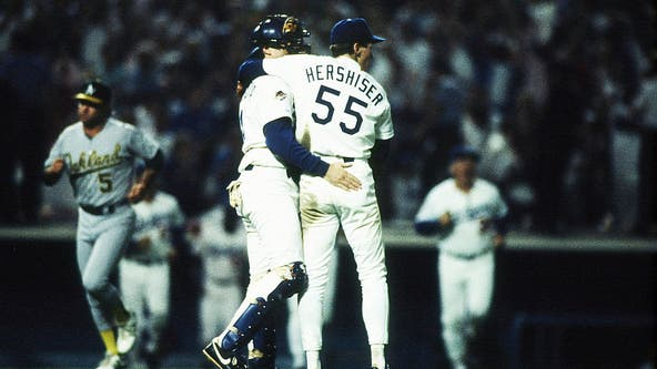 Dodgers 1 win away from first World Series title since 1988