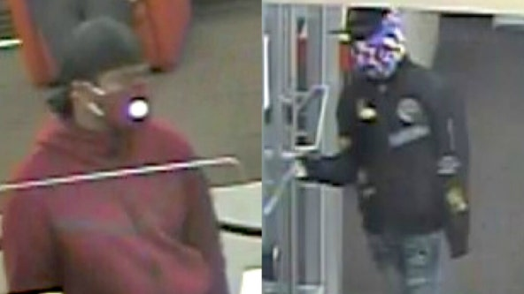 2 men sought in Portage Park bank robbery: FBI