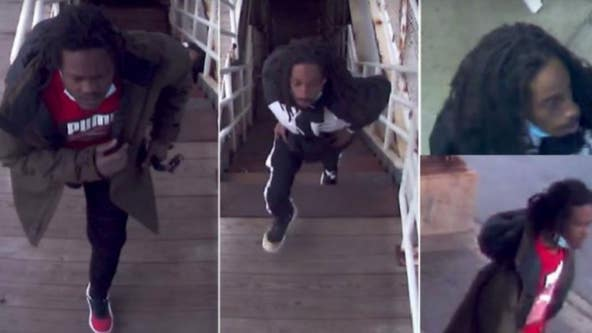 Police seeking males in connection with robbery on CTA platform in Washington Park