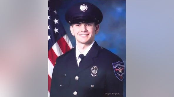 South Holland firefighter dies during training exercise