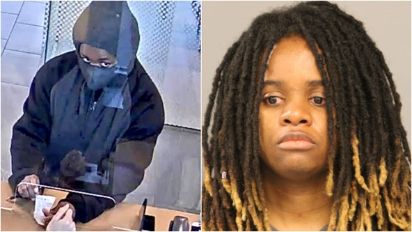 Couple robs 6 Chicago-area banks before leading cops on 100-mile chase into Indiana: FBI