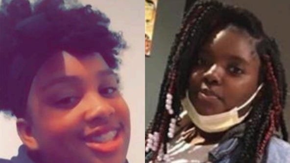 Teenage sisters reported missing from Gresham