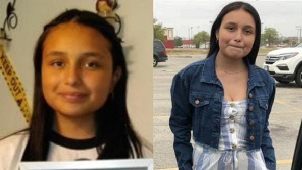 Girl, 13, reported missing from Brighton Park
