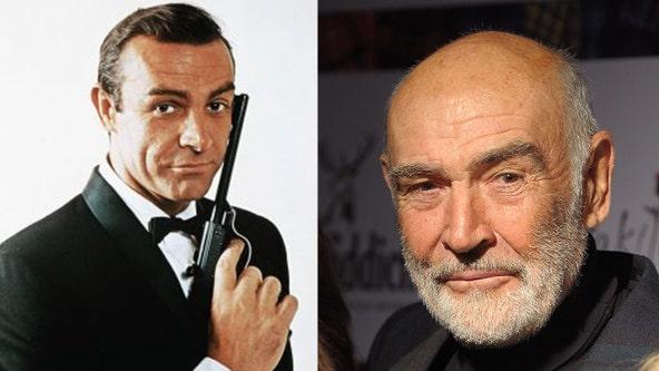 Original James Bond actor Sean Connery dies at age 90
