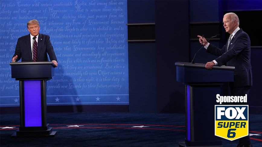 How you could win cash watching the final Trump-Biden presidential debate