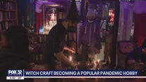 Witchcraft becoming popular quarantine hobby