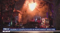Elderly couple dies in house fire in Old Irving Park neighborhood