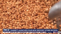 Garrett launches four new grocery store recipes