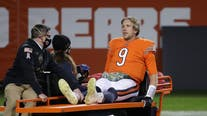 Bears QB Foles could be available despite hip injury