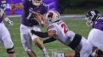Northwestern Wildcats beat Wisconsin Badgers 17-7