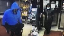 Liquor store robbed at gunpoint in suburban Libertyville