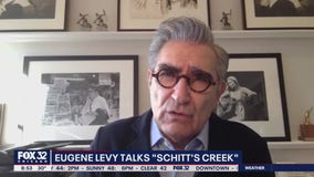 Eugene Levy talks about the massive success of 'Schitt's Creek'