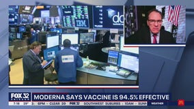 New coronavirus vaccines bring boost to ailing stock market