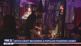 Witchcraft becoming popular quarantine hobby
