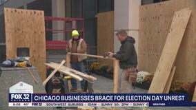 Chicago businesses brace for potential Election Day unrest