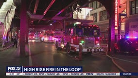 High-rise fire extinguished on Jewelers Row in the Loop