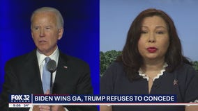Biden possibly considering Duckworth for cabinet position