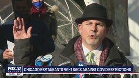 Chicago restaurants fighting back against coronavirus restrictions