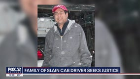 Family of Chicago cabbie killed while on the job wants justice, calls out Kim Foxx